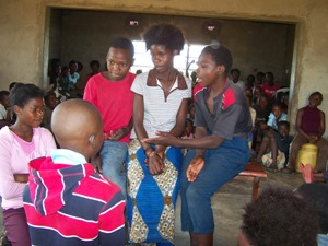 LPCL Team Serves Grace Child Orphanage in Chazanga Lusaka